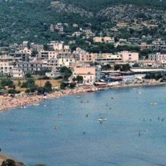 Magda Hotel пляж