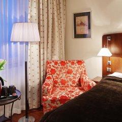 Гостиница Sokos Olympia Garden 4* Улучшенный номер с двуспальной кроватью фото 4