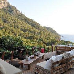 Отель Turan Hill Lounge Патара гостиничный бар