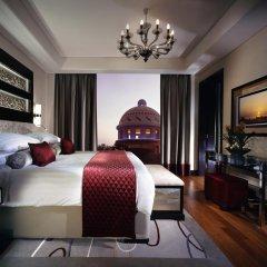 Отель Kempinski Mall Of The Emirates 5* Улучшенный номер с различными типами кроватей фото 5