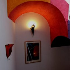 Hotel La Fonda del Califa интерьер отеля фото 3