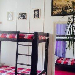 Loft Hostel Minsk Кровать в общем номере с двухъярусной кроватью фото 4