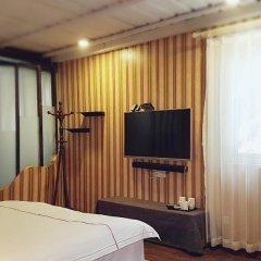 Отель Xiamen Haiben Guoshu Сямынь комната для гостей фото 2