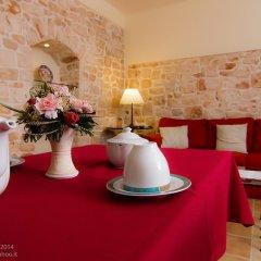 Отель Conte Orsini Suite Конверсано питание фото 2