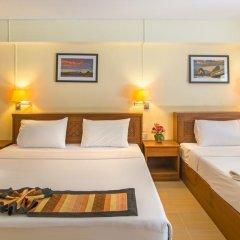 Krabi City Seaview Hotel 2* Стандартный номер с различными типами кроватей фото 6