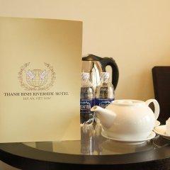 Отель Thanh Binh Riverside Hoi An 4* Номер Делюкс с различными типами кроватей фото 13