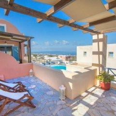 Отель Anemoessa Villa Греция, Остров Санторини - отзывы, цены и фото номеров - забронировать отель Anemoessa Villa онлайн бассейн