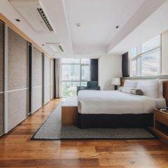 Отель InterContinental Residences Saigon 5* Люкс с различными типами кроватей фото 2
