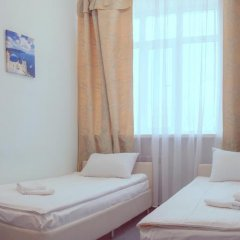 Мини-Отель Агиос на Курской 3* Стандартный номер с 2 отдельными кроватями фото 6