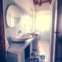 Отель Villa Fonte Chiara Виторкиано ванная