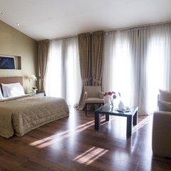 Davitel Tobacco Hotel 4* Стандартный семейный номер с двуспальной кроватью фото 7