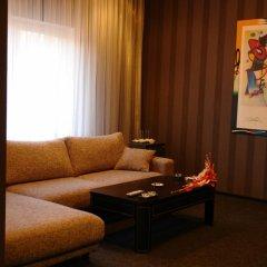 Гостиничный Комплекс Зеленый Гай 3* Люкс с различными типами кроватей фото 15