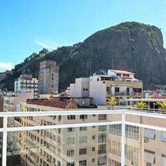 Отель Copacabana Penthouse Апартаменты с различными типами кроватей фото 44