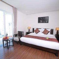 Edele Hotel Nha Trang 3* Улучшенный номер с различными типами кроватей фото 6