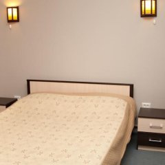 Vizit Hotel Бишкек комната для гостей фото 2