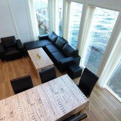 Отель Saltstraumen Brygge 3* Апартаменты с различными типами кроватей