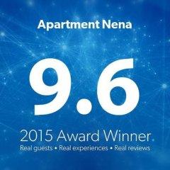 Апартаменты Apartment Nena Апартаменты с различными типами кроватей фото 18