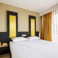 Отель Gold Orchid Bangkok 4* Стандартный номер с различными типами кроватей фото 3