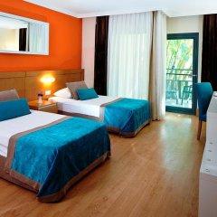 Limak Limra Hotel & Resort 5* Номер Эконом с различными типами кроватей фото 6