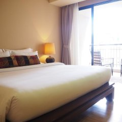 Отель Baan Laimai Beach Resort 4* Номер Делюкс разные типы кроватей фото 3