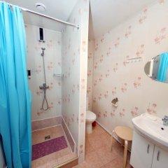 Гостиница Александр 3* Стандартный семейный номер с двуспальной кроватью фото 4