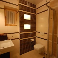 Отель Willa Kominiarski Wierch Польша, Закопане - отзывы, цены и фото номеров - забронировать отель Willa Kominiarski Wierch онлайн ванная фото 2