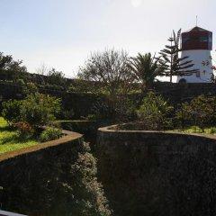 Отель Moinho das Feteiras Понта-Делгада приотельная территория фото 2