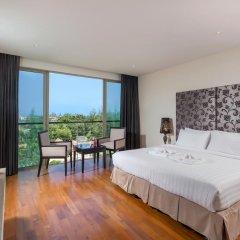 Апартаменты G1 Serviced Apartment Kamala Beach Стандартный номер с различными типами кроватей фото 8