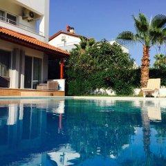 Villa Angel Турция, Белек - отзывы, цены и фото номеров - забронировать отель Villa Angel онлайн бассейн