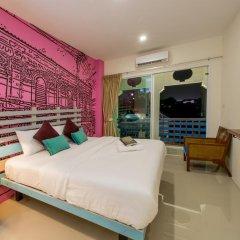 Отель The Pho Thong Phuket комната для гостей фото 4