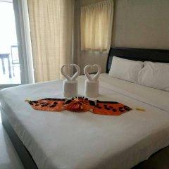 Отель Jomtien Plaza Residence 3* Номер Делюкс с различными типами кроватей фото 9