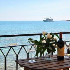 Отель Taorminaxos wonderful seaview Таормина балкон