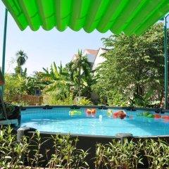 Отель Jardin De Mai Hoi An Вьетнам, Хойан - отзывы, цены и фото номеров - забронировать отель Jardin De Mai Hoi An онлайн бассейн фото 3
