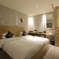 Hotel The Designers Samseong 3* Номер Делюкс с различными типами кроватей фото 5