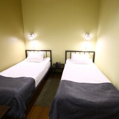 Гостиница Тройка Москва Номер Эконом 2 отдельные кровати фото 2