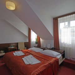Отель SLAVIA 3* Стандартный номер с различными типами кроватей