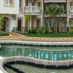 Отель Mellia Residence Болгария, Равда - отзывы, цены и фото номеров - забронировать отель Mellia Residence онлайн бассейн фото 3