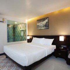Grand Supicha City Hotel 3* Улучшенный номер разные типы кроватей фото 4