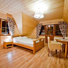 Отель Salamandra Косцелиско комната для гостей фото 3