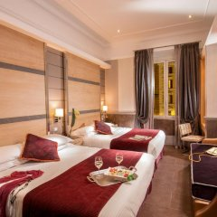 Hotel Morgana 4* Номер Делюкс фото 3