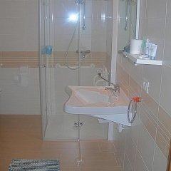 Отель Al Cavaliere Порденоне ванная