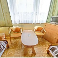 Отель Gdański Dom Turystyczny Długie Ogrody 2* Стандартный номер
