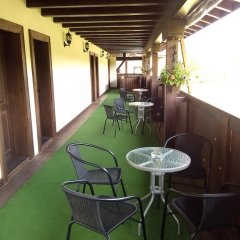 Отель Guest House Black Lom балкон