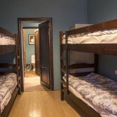Хостел Давыдов Кровать в мужском общем номере с двухъярусной кроватью фото 6