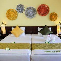 Отель Andaman Cannacia Resort & Spa 4* Номер Делюкс двуспальная кровать фото 3