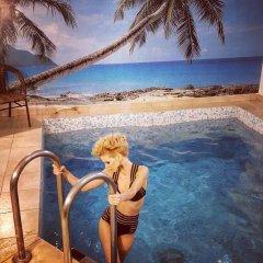 Гостиница Пирамида бассейн фото 3