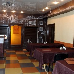 Hotel Televishka Бийск гостиничный бар