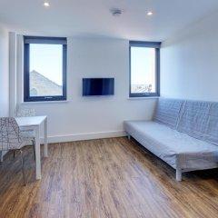 Апартаменты Linton Apartments Улучшенная студия с различными типами кроватей фото 5