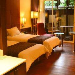 Отель CITICHIC Sukhumvit 13 Bangkok by Compass Hospitality 3* Номер Делюкс с различными типами кроватей фото 9