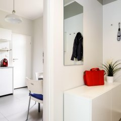 Апартаменты Sanhaus Apartments Студия фото 22